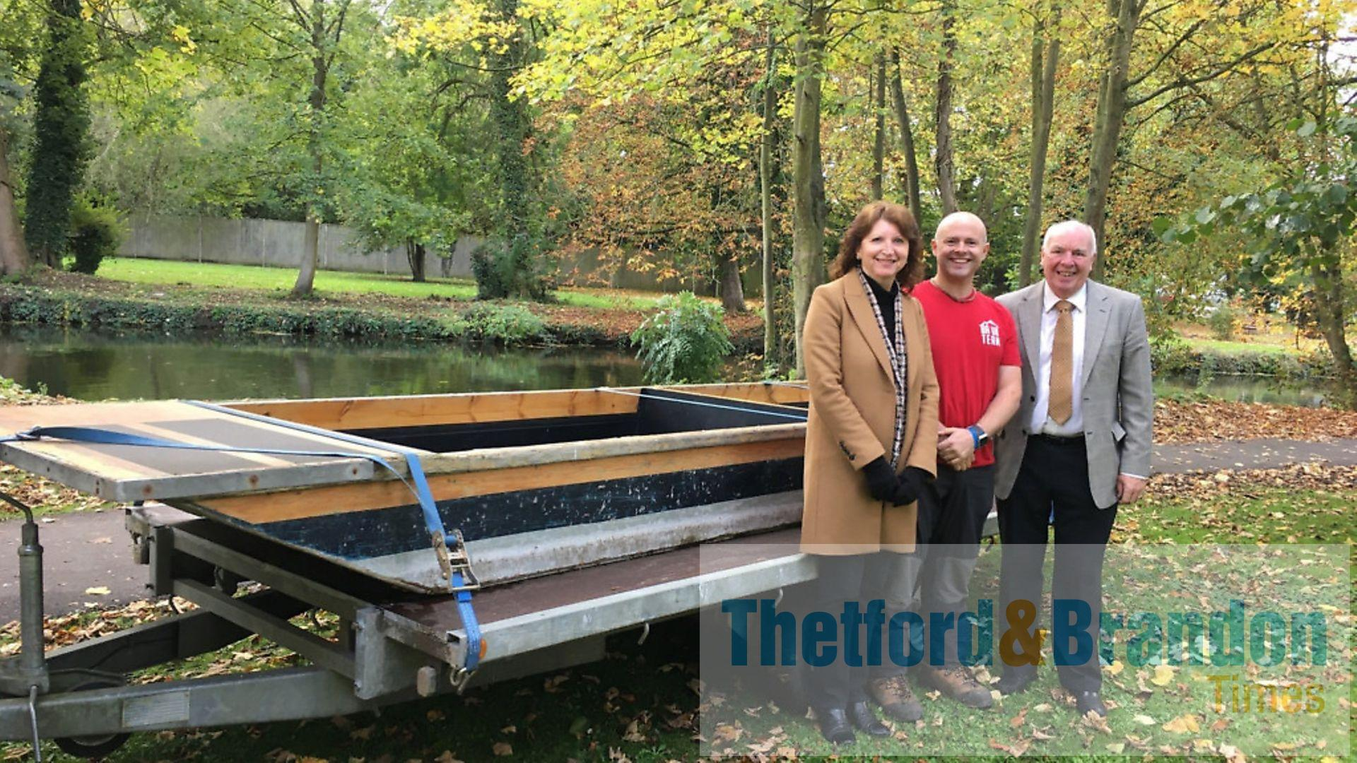 Thetford hopes to become punting capital with two new ...